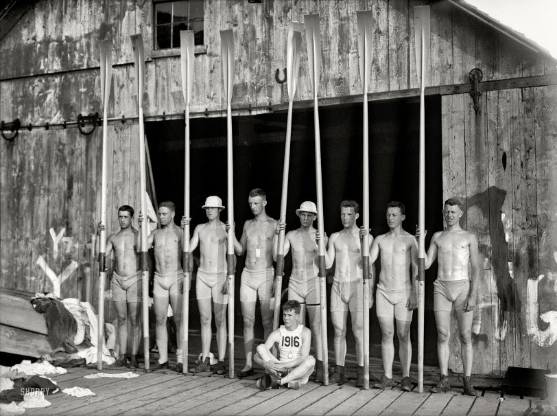 Yale Crew: 1913