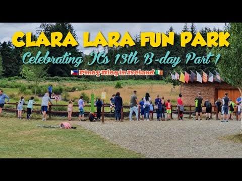 CLARA LARA FUN PARK - WHAT YOU CAN DO?   FAMILY FUN ACTIVITY AND ATTRACTION AT DUBLIN IRELAND