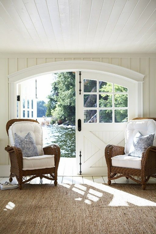 Wicker Chairs. Coastal Wicker Chairs. #Coastal #Wicker #Chairs #MuskokaLivingInteriors #Furniture Image by Muskoka Living Interiors.