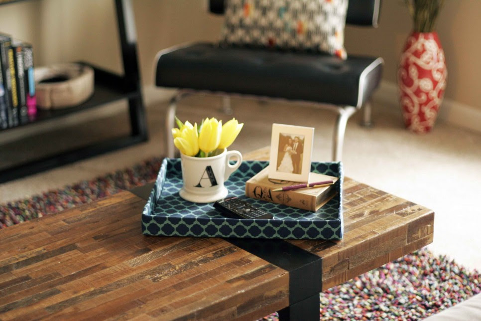 DIY Unique Serving Trays That Will Make You Feel Special