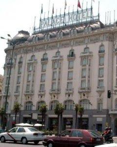 Hotel Palace en la actualidad