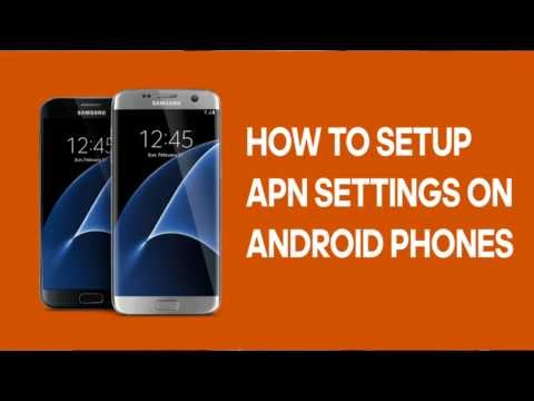 Vodafone NZ APN Settings for Android