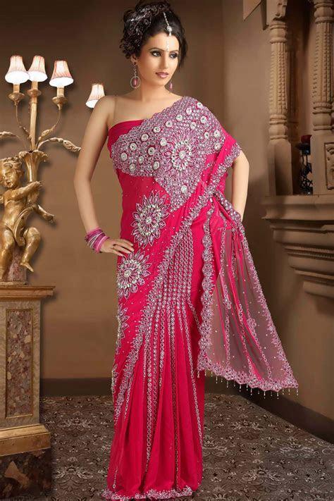Bridal Sarees Designs