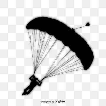 parachute png vector psd  clipart  transparent