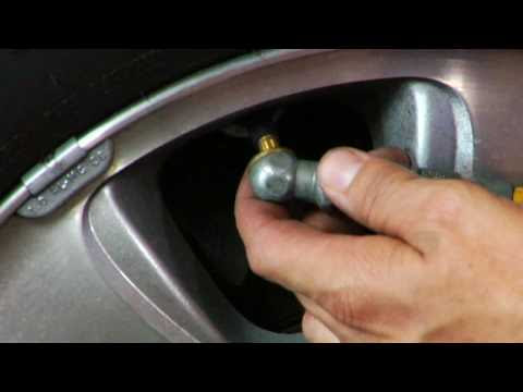 Automotive Troubleshooting How To Put Air In A Tire