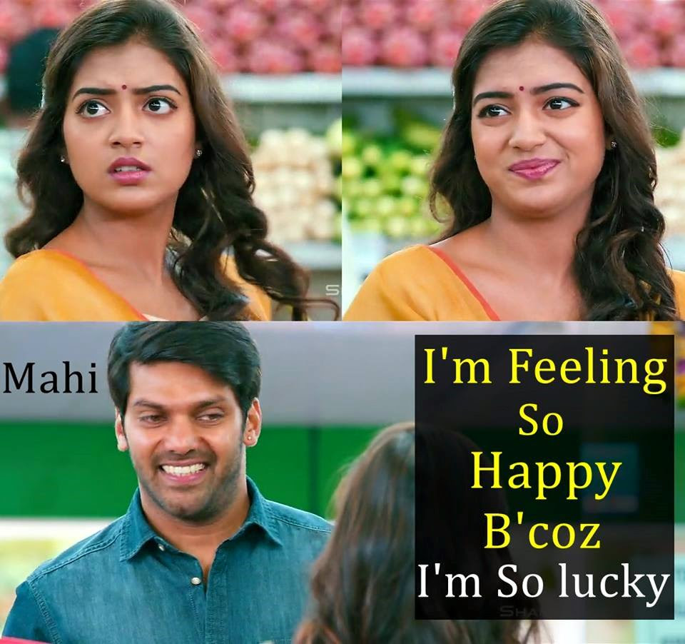 I Am Happy Quotes In Tamil Archidev
