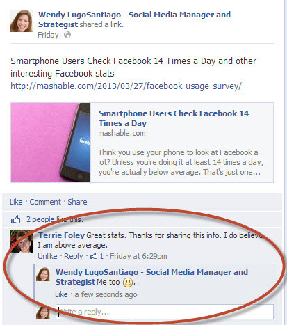 How To Enable The Threaded Comments Feature In Facebook