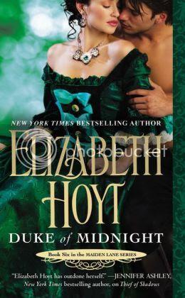Duke of Midnight Cover