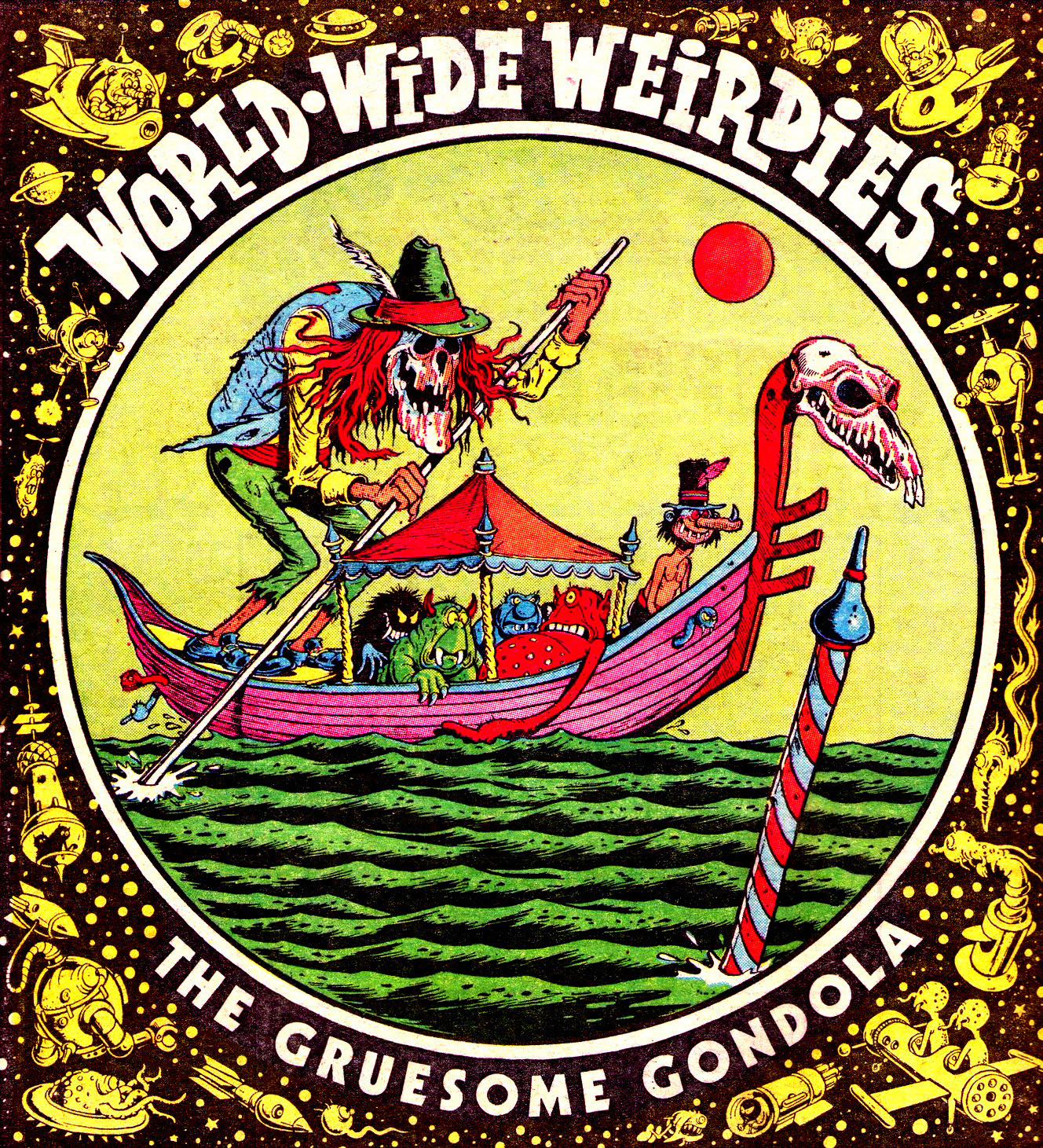 Ken Reid - World Wide Weirdies 30