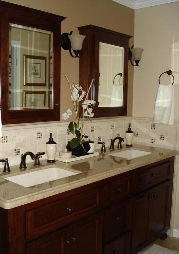25 Great Small Bathroom Design Ideas - Decoration Love