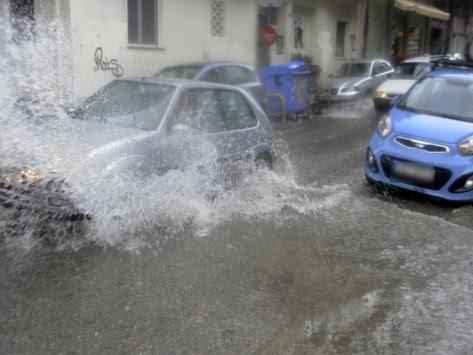 Καιρός: Καταιγίδες και χαλάζι την Τετάρτη - Αναλυτική πρόγνωση