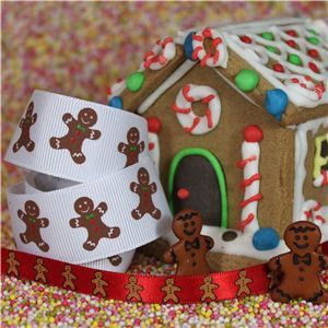 gingerbread ribbon