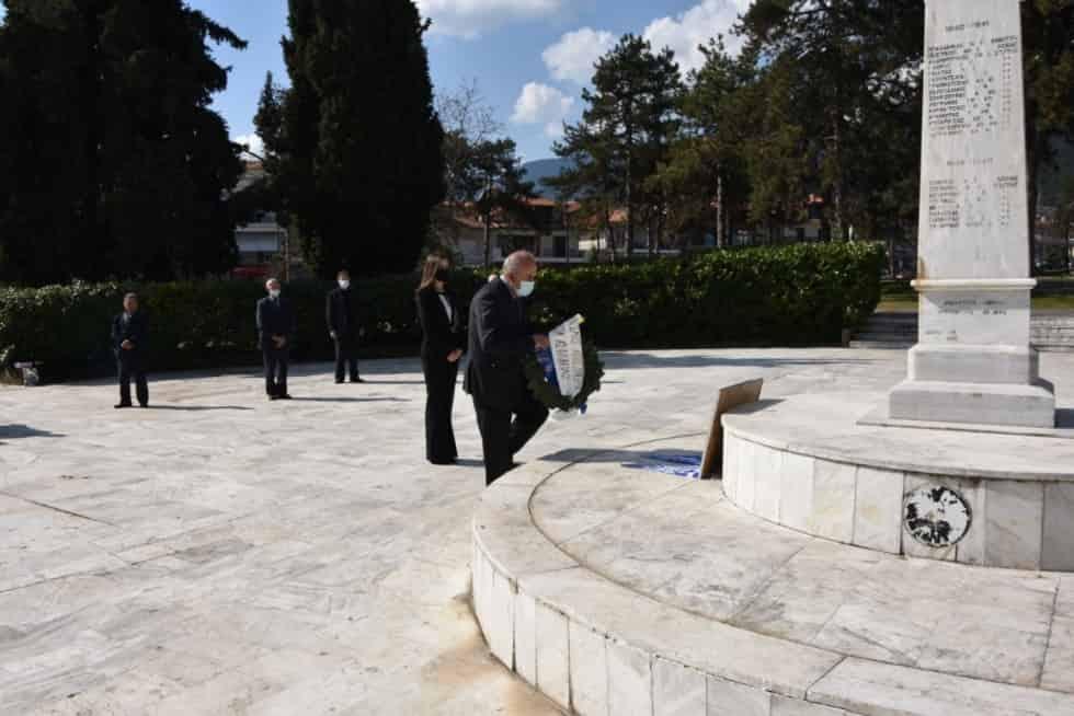 Η 75η επέτειος της Μάχης του Λιτοχώρου  Ετήσιο μνημόσυνο