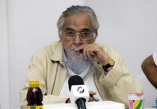 Receita de Mallandro: Humorista brinca com presidente do Vasco, Eurico Miranda