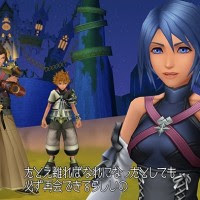Kingdom Hearts, Screenshot, Video Games