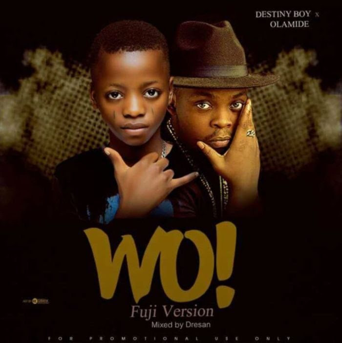 [Music] Destiny Boy – Wo!! (Cover)