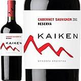 2011年カイケン・カベルネ・ソーヴィニヨン/モンテス S.A./750ml/赤ワイン