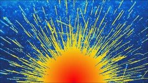 Alpha particle emissions