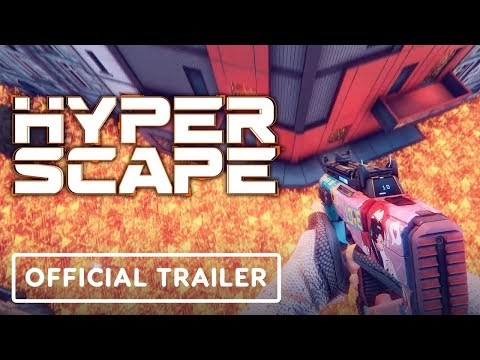 Hyper Scape - Official Floor is Lava Trailer