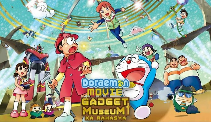 Doraemon The Movie Gadget Museum Ka Rahasya Hindi-Jap Dual Audio Download 480p, 720p & 1080p HD