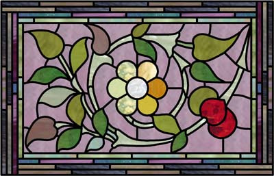 Glass Eye 2000 Stained Glass Software Design Of The Month