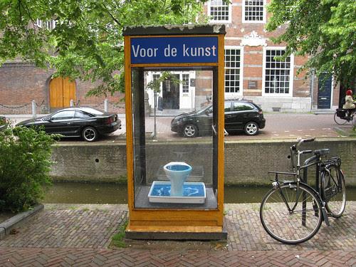 Delft art work