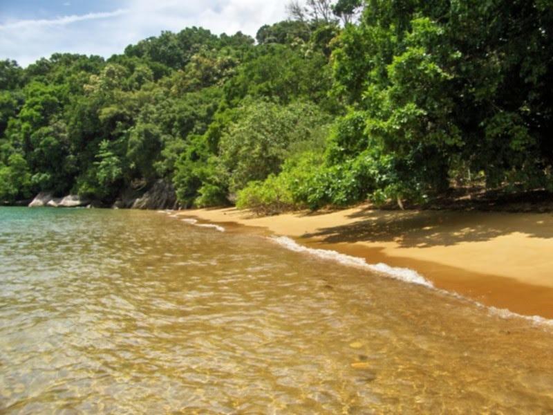 Monkey Beach Tioman island