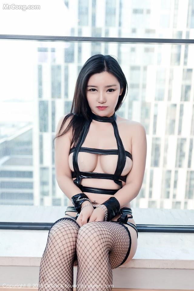 DKGirl Vol.061: Người mẫu Yuan Mei Ren (媛美人) (49 ảnh) - Page 4 of 5