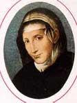 Catalina (Fieschi) de Génova, Santa