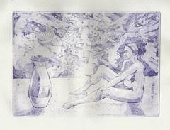 etching by dibujandoarte