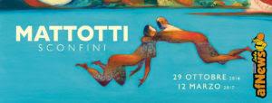 """Gli """"Sconfini"""" di Mattotti a Villa Manin di Passariano di Codroipo (UD)"""