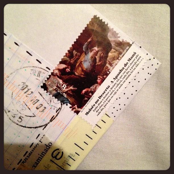 #portugal #stamp #snailmail