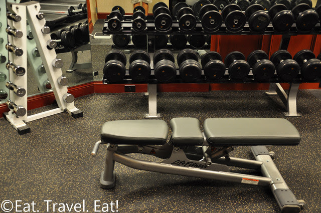 Grand Hyatt San Francisco: Stay Fit Gym 3