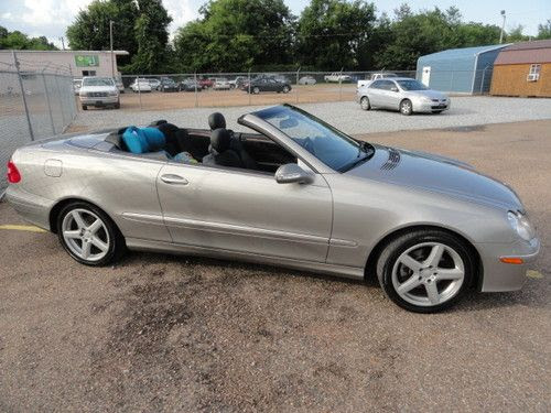 Purchase used 2006 Mercedes-Benz CLK350 Base Convertible 2 ...