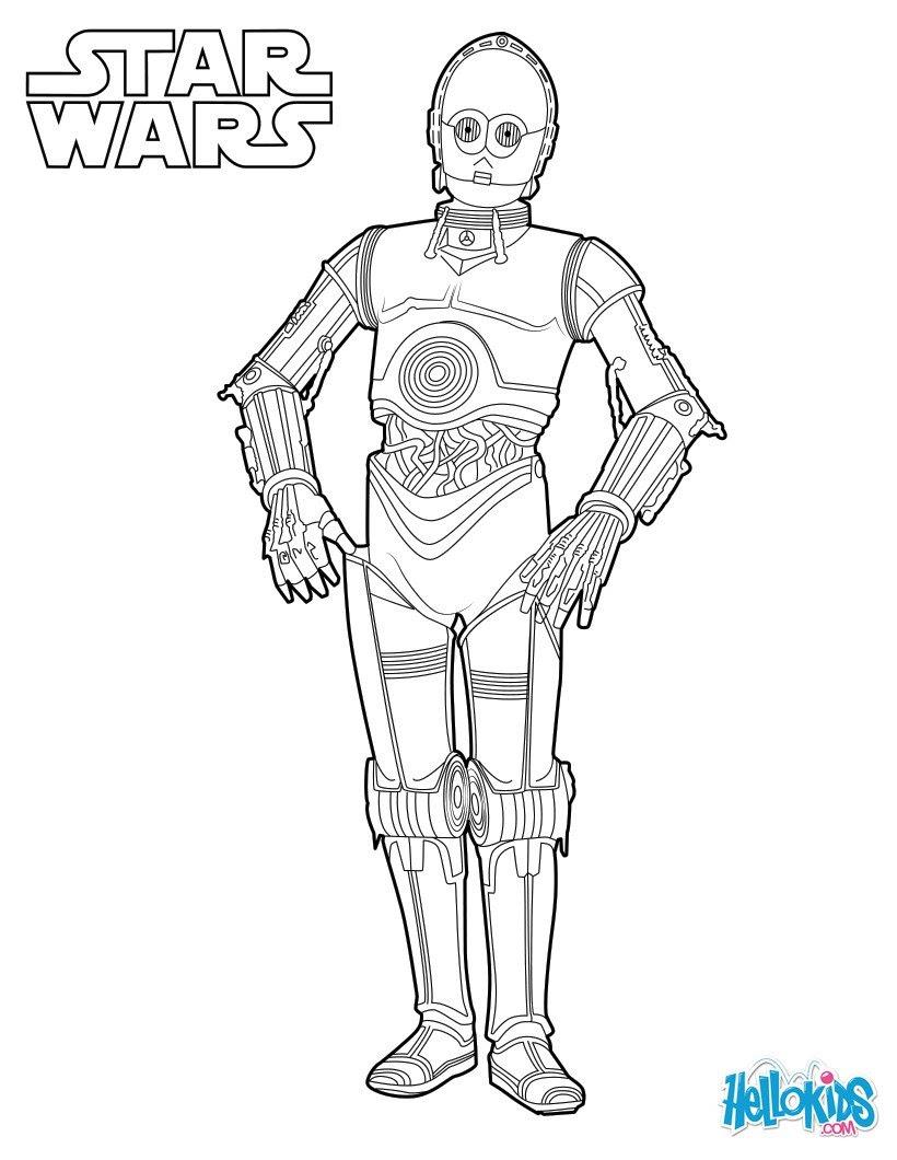 C3PO dro¯de de protocole