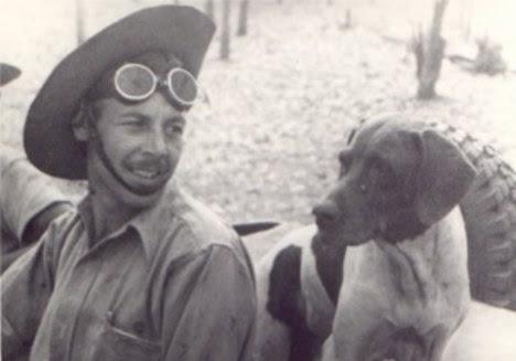 Blog Safari club, Judy un perro héroe de la Segunda Guerra Mundial