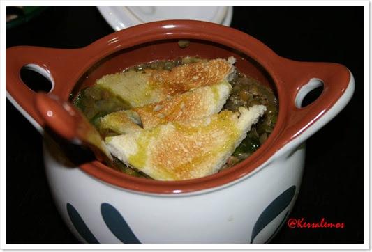zuppa lenticchie scarola