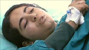 Salwa Jawoo in Ziltan Hospital