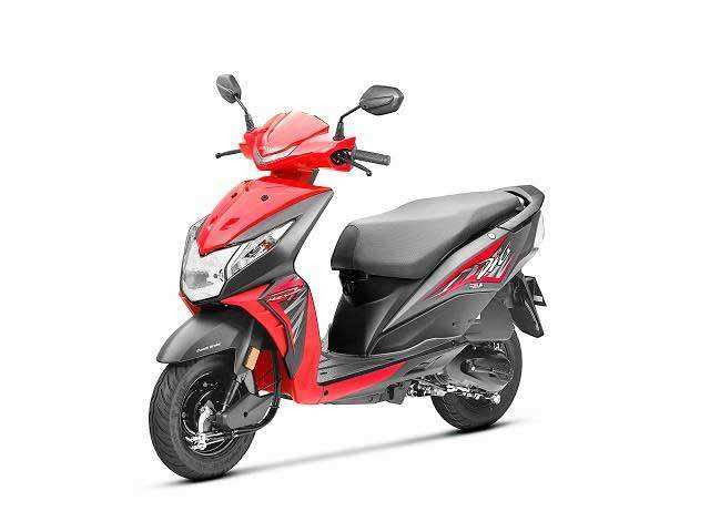 Honda Dio - Rs 49,132