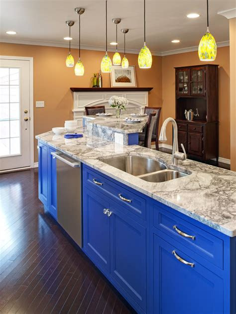 attractive diy painted kitchen cabinet ideas