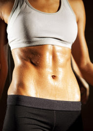 These surprisingly simple flat-belly tricks will encourage your abs to come out of hiding