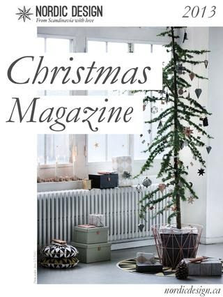 Nordic Design 2013 Christmas Magazine