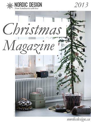 Nordic Design 2013 Christmas Magazine