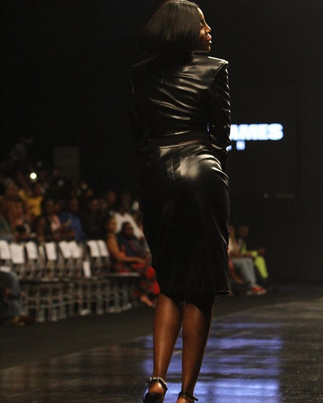 """My Booty Looks Great"" – Seyi Shay Shows Her Backside (Photos)"