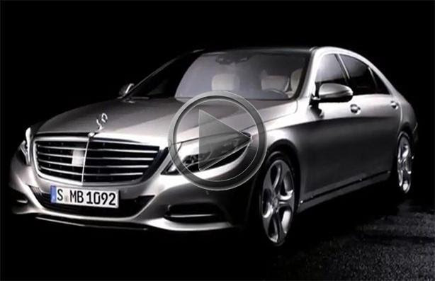 Mercedes S Class History