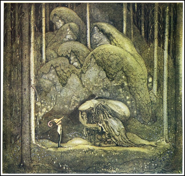 John Bauer - Illustration 13