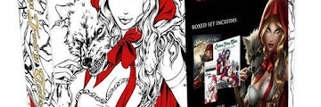 Grimm Fairy Tales Coloring Book Free Download