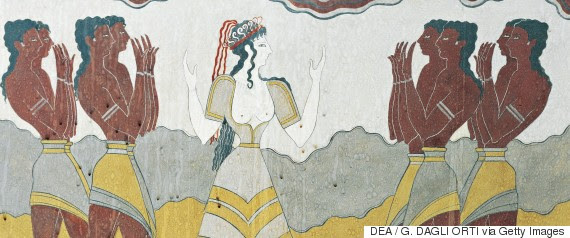 minoan women