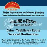 OceanJet Cebu-Tagbilaran Route