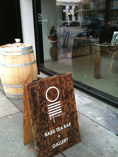 O5 Rare Tea Bar
